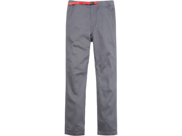 Topo Designs Climb Pantalones Hombre, charcoal